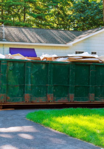Requirements for Dumpster Rental